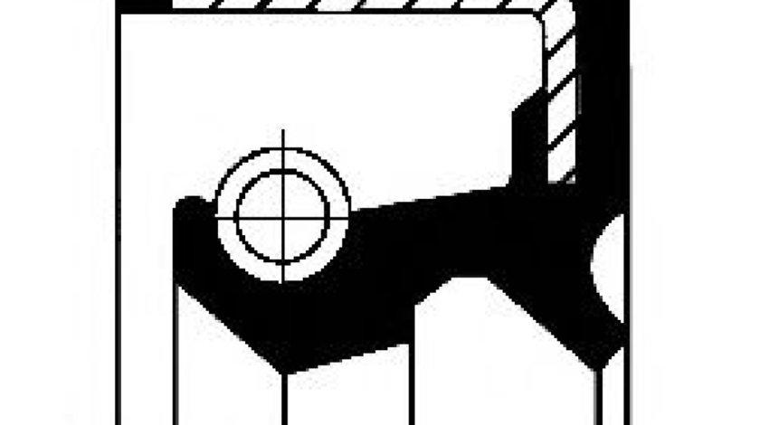 Simering, diferential HYUNDAI COUPE (GK) (2001 - 2009) CORTECO 19019975B piesa NOUA