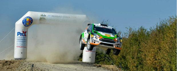 Simone Tempestini devine dublu campion national cu o etapa inaintea finalului de competitie, si se indreapta acum spre titlul mondial Junior WRC
