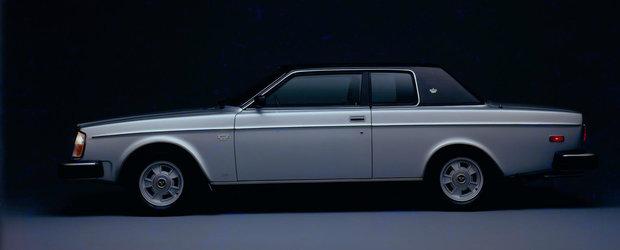 Singurul Volvo cu plafonul imbracat in vinilin implineste 40 de ani