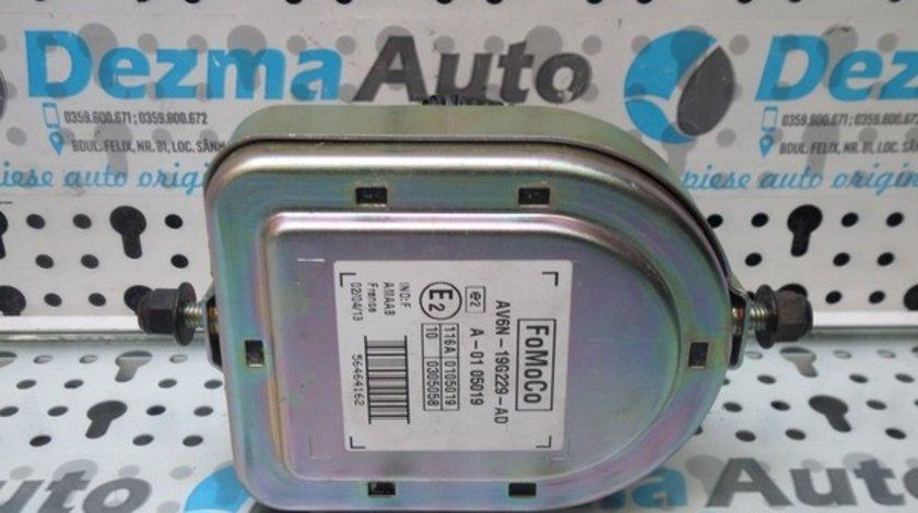 Sirena alarma AV6N-19G229-AD, Ford Focus 3, 2011-In prezent