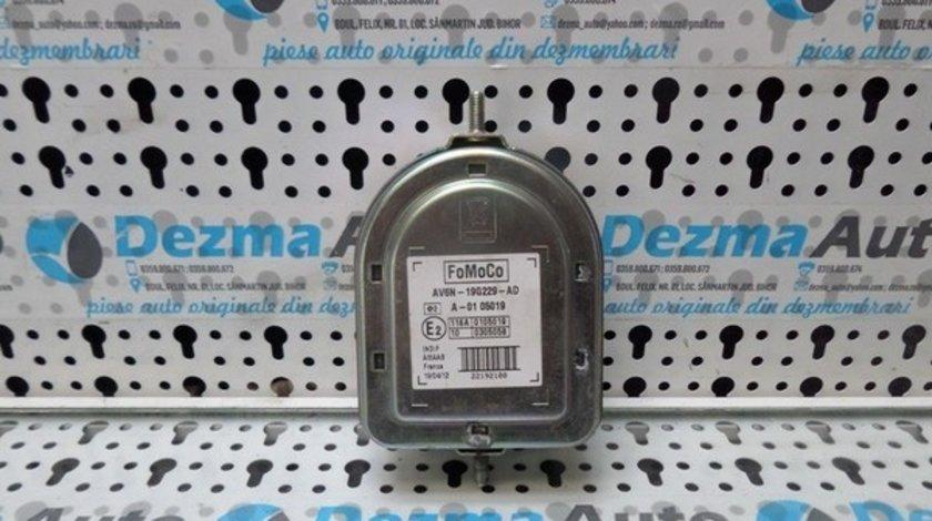 Sirena alarma AV6N-19G229-AD, Ford Focus 3 sedan, 1.6 tdci