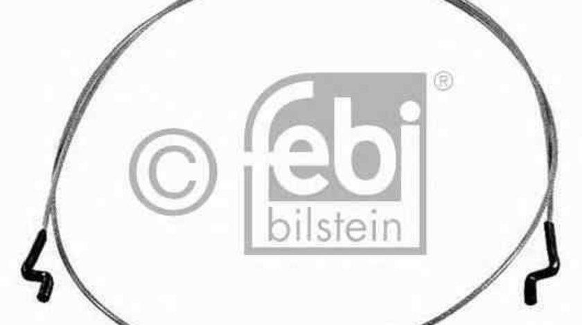 Sist. de ridicat, reglare scaun VW GOLF I Cabriolet (155) FEBI BILSTEIN 21452
