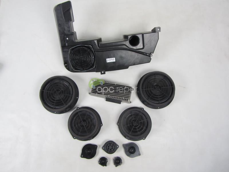 Sistem Audio Audi A4 8K B8 Avant Facelift Original