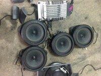 Sistem audio complet BOSE pentru Seat Exeo