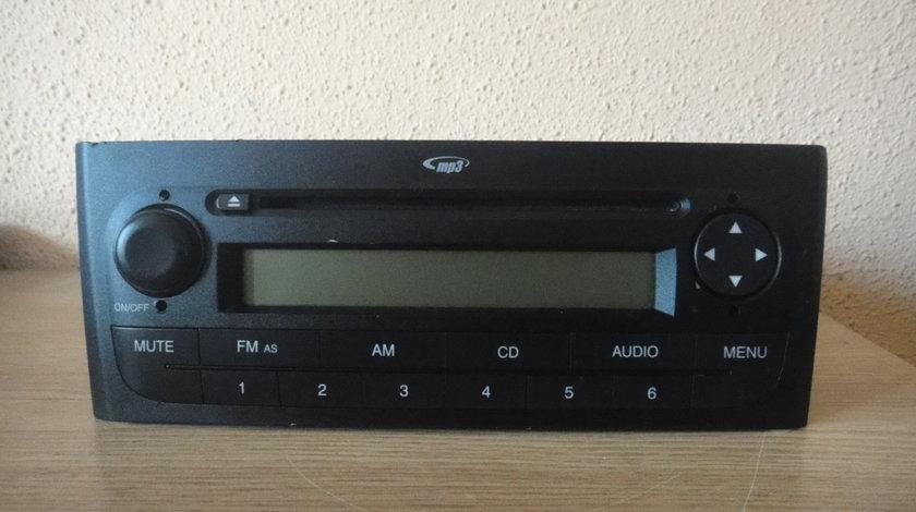 Sistem audio Mp3 Player OEM Fiat Grande Punto Linea