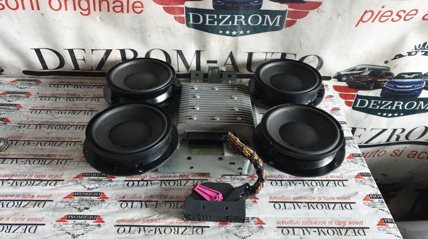 Sistem audio original DYNAUDIO VW Golf 7 Variant coduri : 1K8035453 / 1K8035453 / 5K0035456