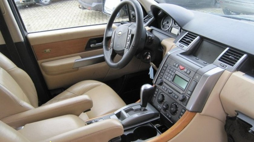 Sistem audio  Range Rover Sport Discovery