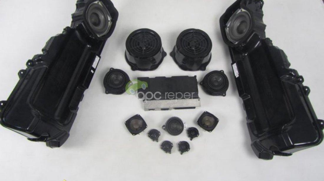 Sistem Bose Original Audi A6 4F Facelift Sedan Complet