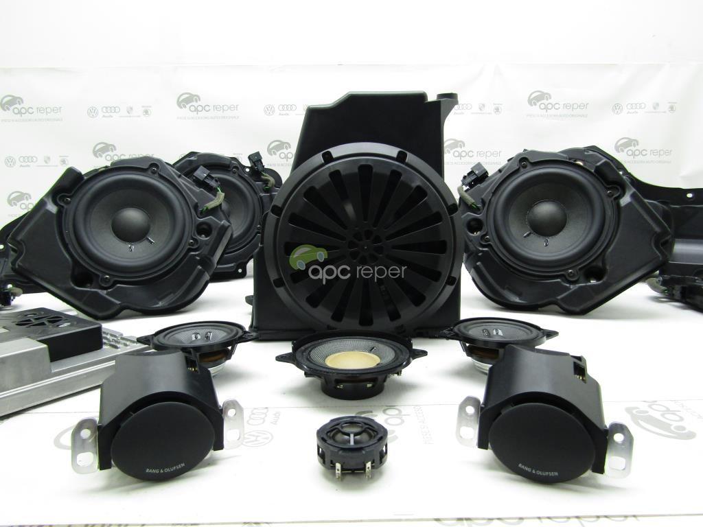 Sistem complet Bang & Olufsen Audi A7 4G