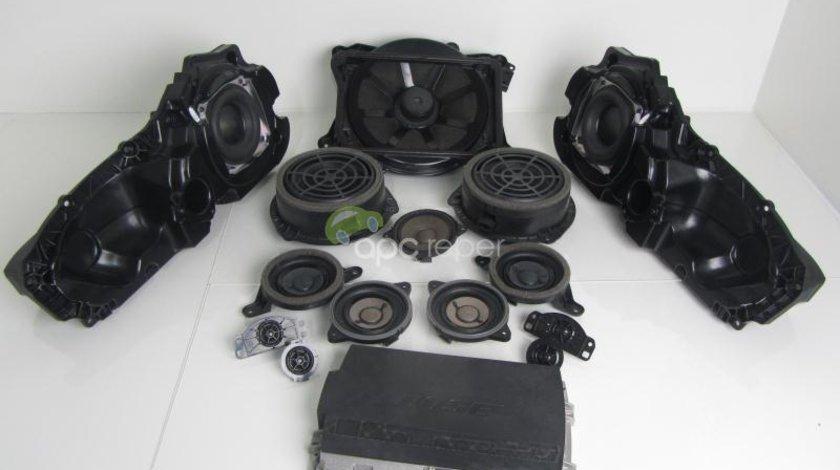 Sistem complet Bose Audi A6 4G Limo Original