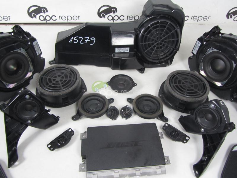 Sistem complet Bose Audi A7 4G Facelift Original