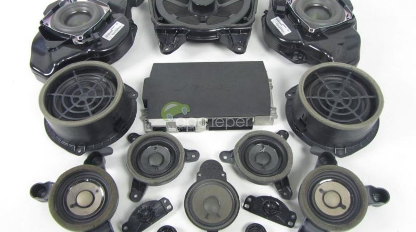 Sistem complet Bose Audi A8 4H (2011 - 2014) Original