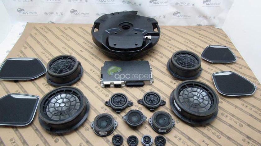 Sistem complet Bose Audi Q3 8U Original 2010 - 2015