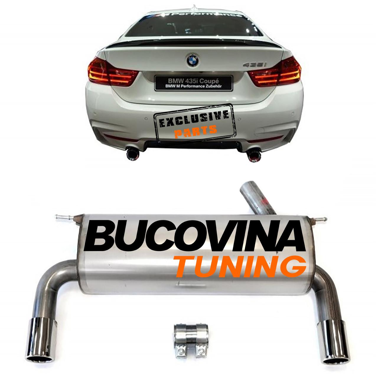 Sistem de evacuare BMW Seria 3 F30 (11-18) Seria 4 F32 (13-20) 435 Design