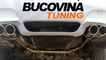 Sistem de evacuare dubla BMW Seria 5 E60 530i (03-...