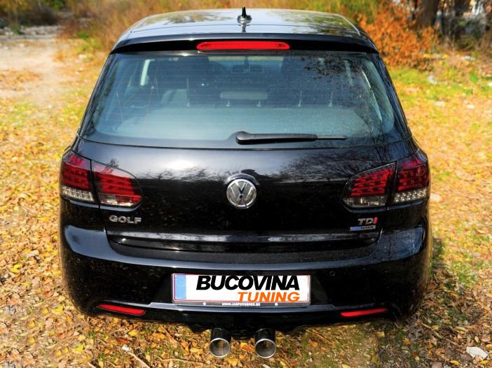 Sistem de evacuare VW Golf 6 (08-12) R20 Design