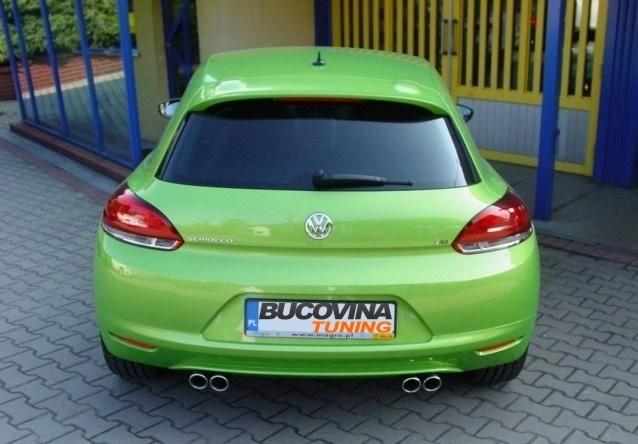 SISTEM DE EVACUARE VW SCIROCCO R-DESIGN