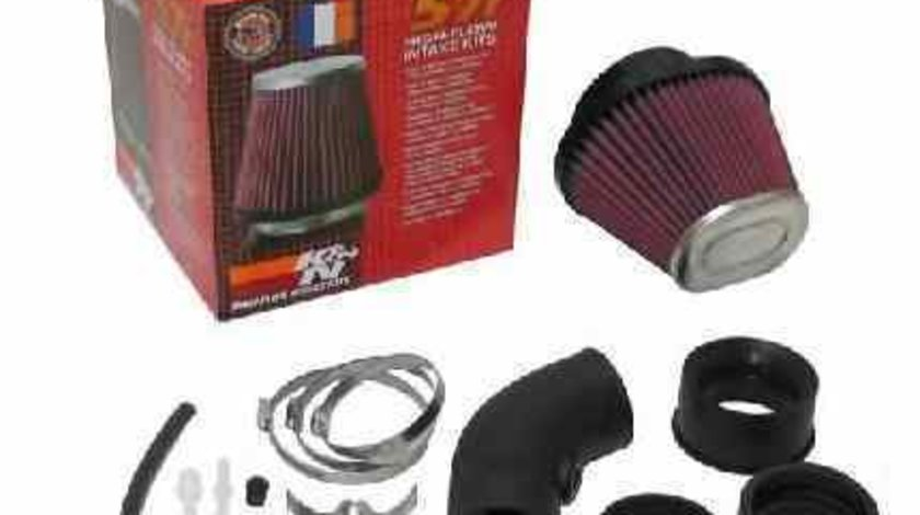 sistem de filtru aer - sport VW TOURAN 1T3 K&N Filters 57-0618-1