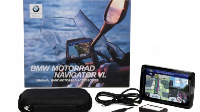 Sistem De Navigație 6 GPS Pentru Motociclete Garmin Europe Oe Bmw 77528355994