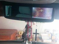 Sistem de parcare format din oglinda retrovizoare cu bluetooth, senzori de parcare si camera marsari