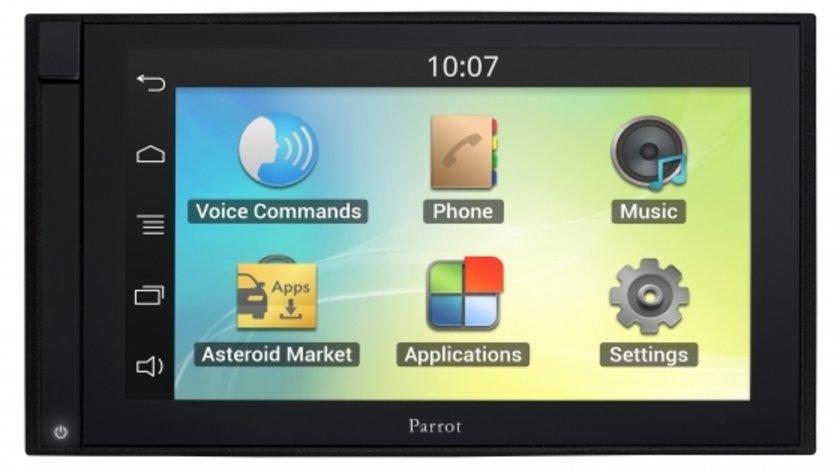 """Sistem multimedia 6,2"""" cu navigatie, Parrot Asteroid Smart"""
