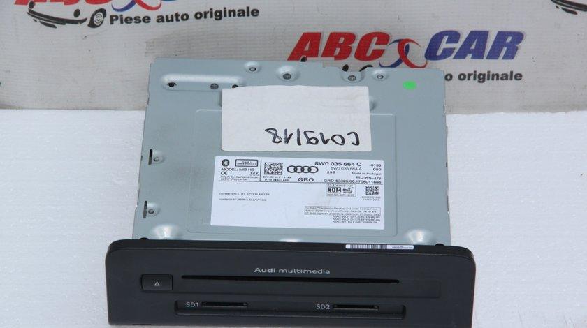 Sistem multimedia Audi A5 F5 cod: 8W0035664C model 2018