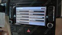 Sistem navigatie ORIGINAL RNS 510 pentru Vw touare...