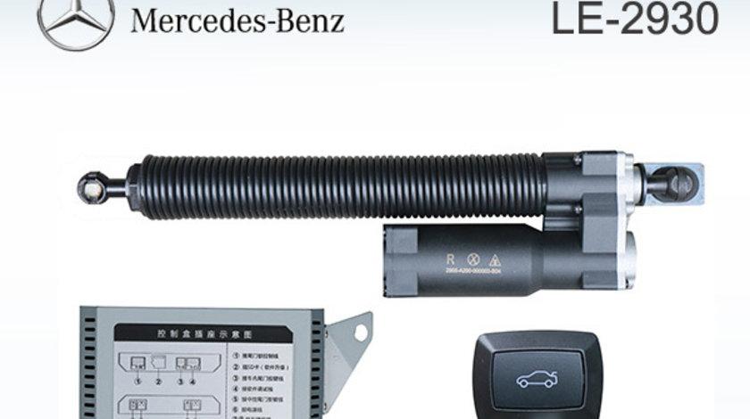 Sistem ridicare si inchidere portbagaj din buton si cheie dedicat Mercedes C W205 LE-2930