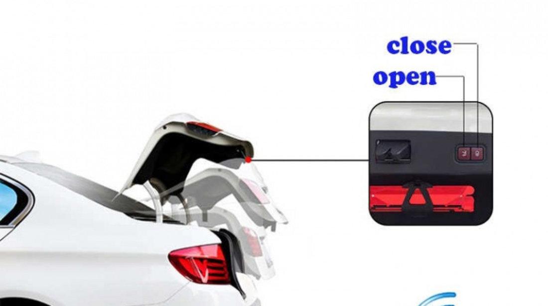 Sistem ridicare si inchidere portbagaj din buton si cheie dedicat VW Touran 5T 2016-2019 LE5616LA