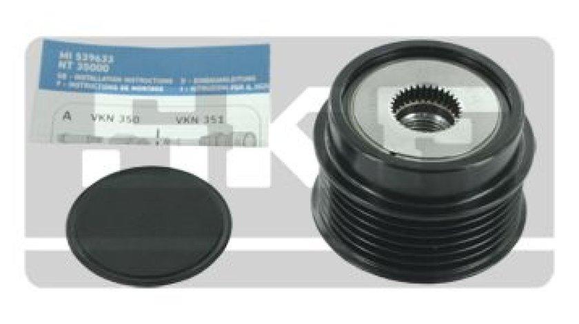 Sistem roata libera generator KIA CARENS IV Producator SKF VKM 06506