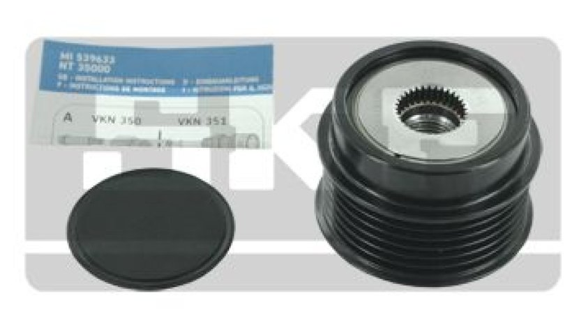 Sistem roata libera generator KIA CEE`D Sportswagon Producator SKF VKM 06506