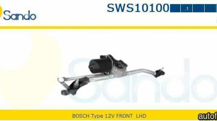 Sistem stergator parbriz OPEL ASTRA G Cabriolet F67 AKUSAN LCC3109