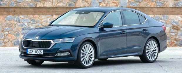 Skoda a ieftinit noua Octavia 4 cu peste 2.000 de euro