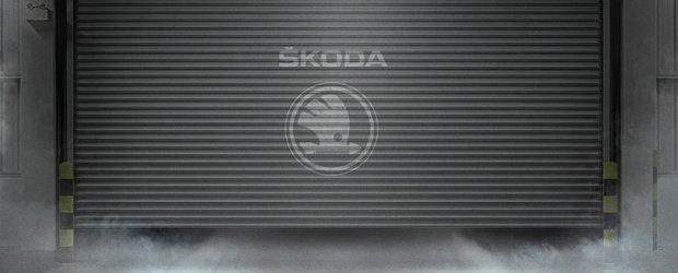 Skoda anunta 'ceva mare' pentru Salonul Auto de la Geneva