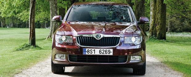 Skoda celebreaza 14 milioane de autovehicule produse