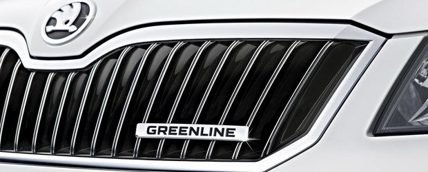 Skoda dezvaluie noua Octavia Greenline, masina care consuma doar 3.3 l/100 km