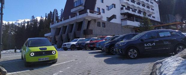 Skoda Enyaq este Best Electric Car in Romania 2021