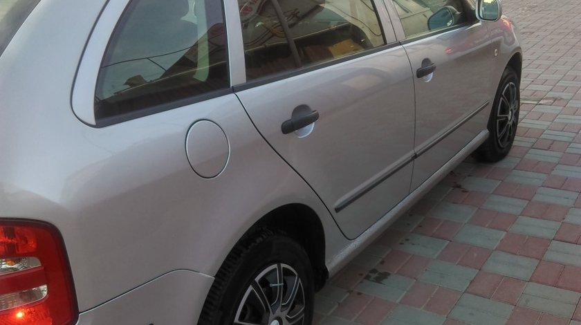 Skoda Fabia 1,4 diesel 2004