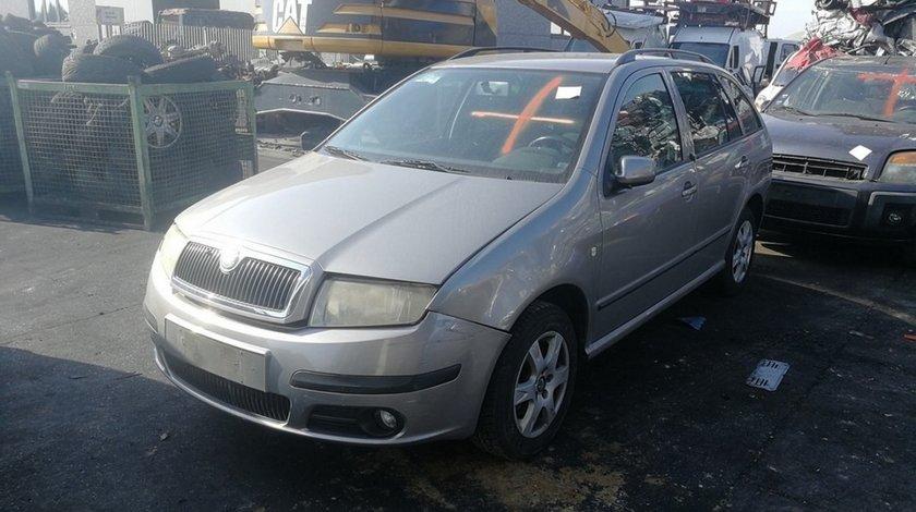 Skoda Fabia 1 facelift (dezmembrari auto)
