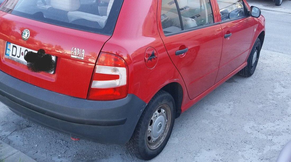 Skoda Fabia BMD 2006