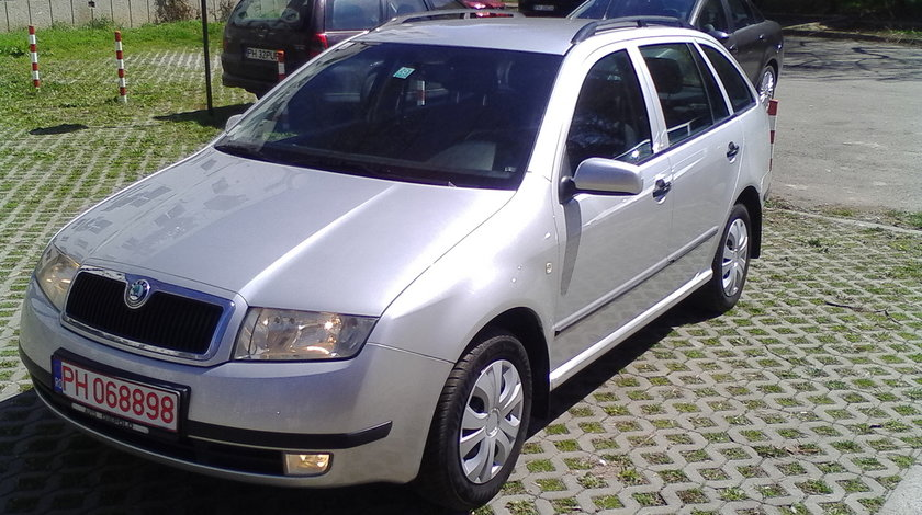 Skoda Fabia Break-1.4TDI-Elegance 2004