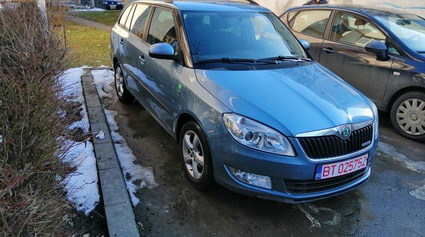 Skoda Fabia diesel 2011