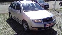 Skoda Fabia Elegance-1.4Tdi-Km.REALI 2005