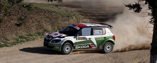 Skoda Fabia S2000 a fost desemnata Rally Car of the Year 2012