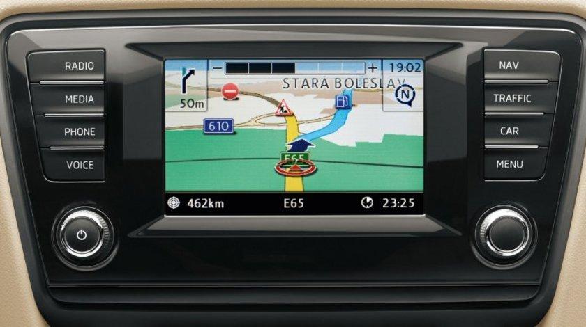 Skoda Harti Navigatie Columbus si Amunsen MIB Generatie Noua 2021