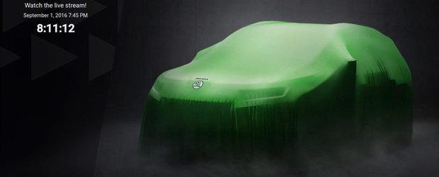 Skoda lanseaza azi primul lor SUV. Totul va fi live asa ca uite aici cum sa nu pierzi momentul