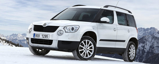 Skoda, mai tare ca Jaguar si Land Rover in Marea Britanie