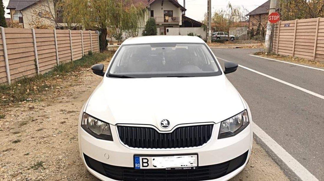 Skoda Octavia 1.6 2014
