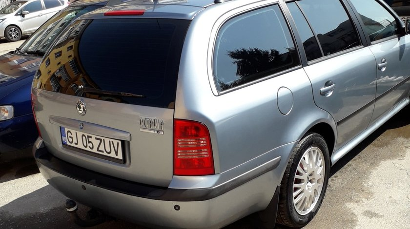 Skoda Octavia 1.6 benzina 2002