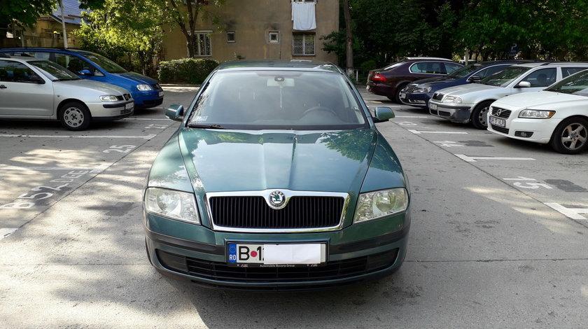 Skoda Octavia 1.6 mpi 2005
